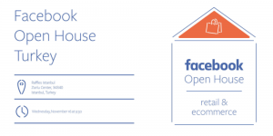 Facebook Open House istanbul